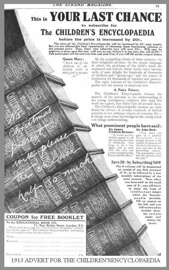 Old Encyclopaedias: THE JOY OF OLD ENCYCLOPEDIAS
