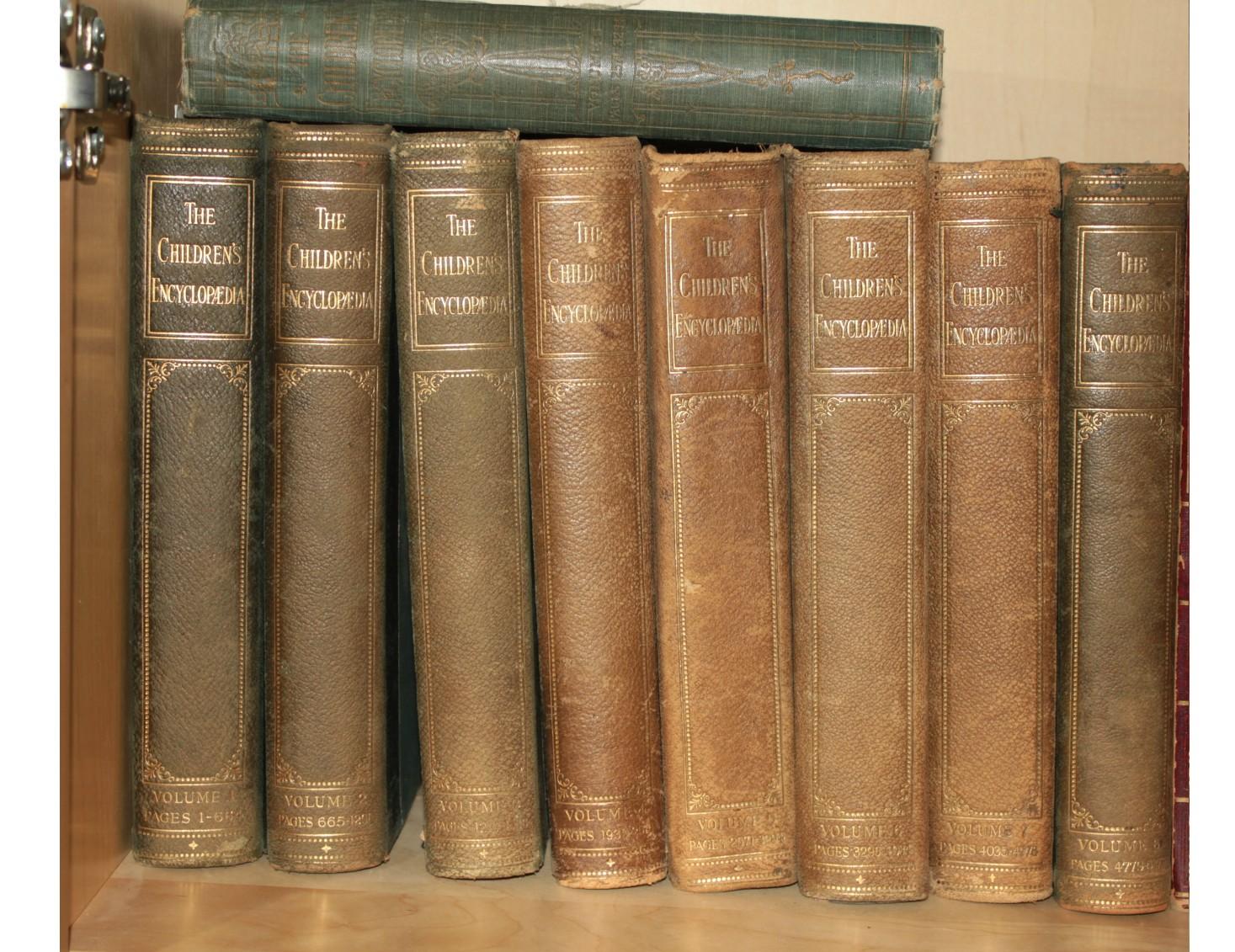 BOOKS OF WONDER - THE JOY OF OLD ENCYCLOPEDIAS