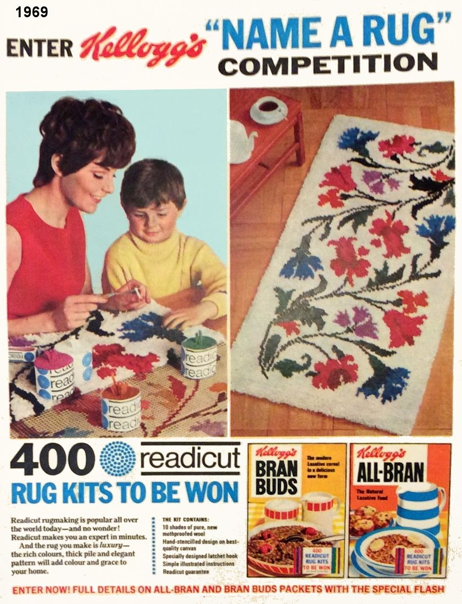 Rug Making Supplies Readicut