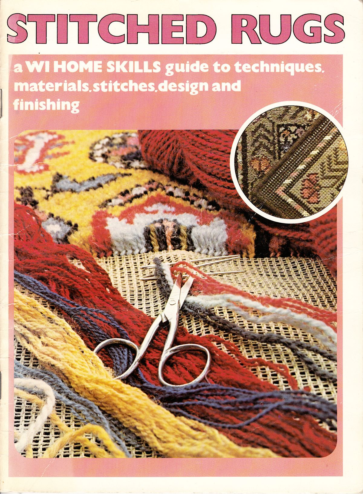 A Social History Of Latch Hook Rug Making