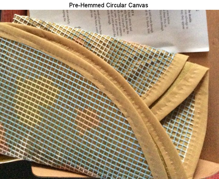 RUGS - YARNS AND CANVASES