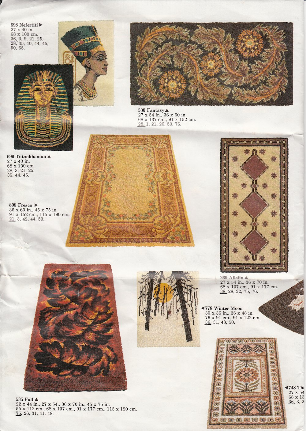 rugs vintage readicut catalogue. Black Bedroom Furniture Sets. Home Design Ideas